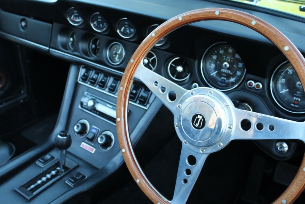 1975 JENSEN INTERCEPTOR CONVERTIBLE For Sale (picture 15 of 19)