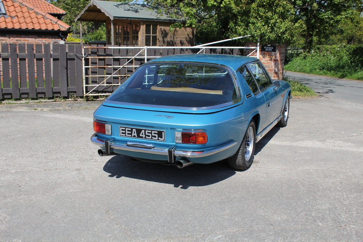 1971 Jensen FF MkII Factory Demonstrator For Sale (picture 6 of 19)