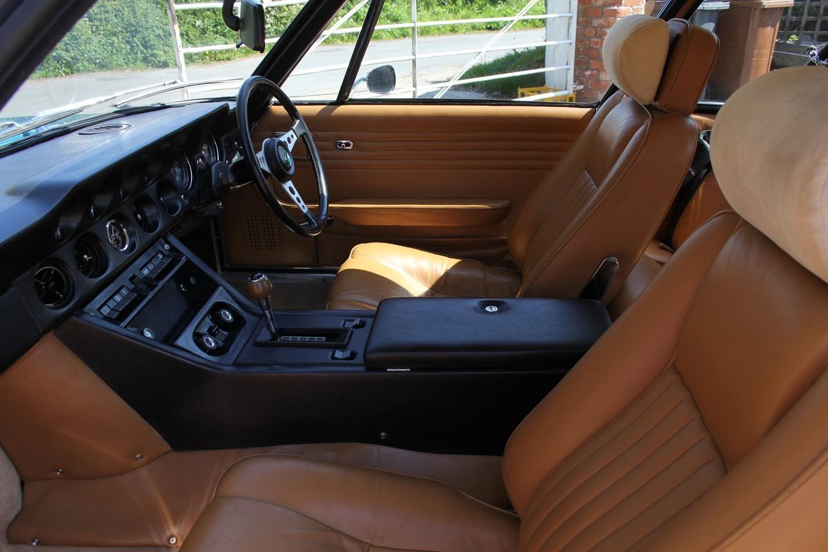 1971 Jensen FF MkII Factory Demonstrator For Sale (picture 11 of 19)