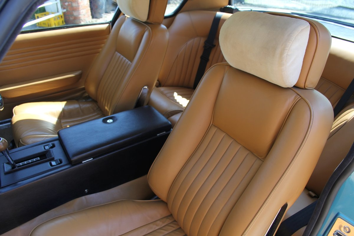 1971 Jensen FF MkII Factory Demonstrator For Sale (picture 12 of 19)