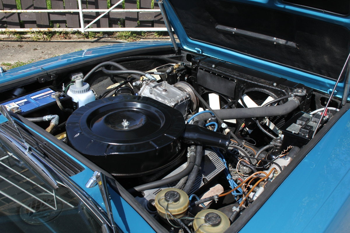 1971 Jensen FF MkII Factory Demonstrator For Sale (picture 15 of 19)