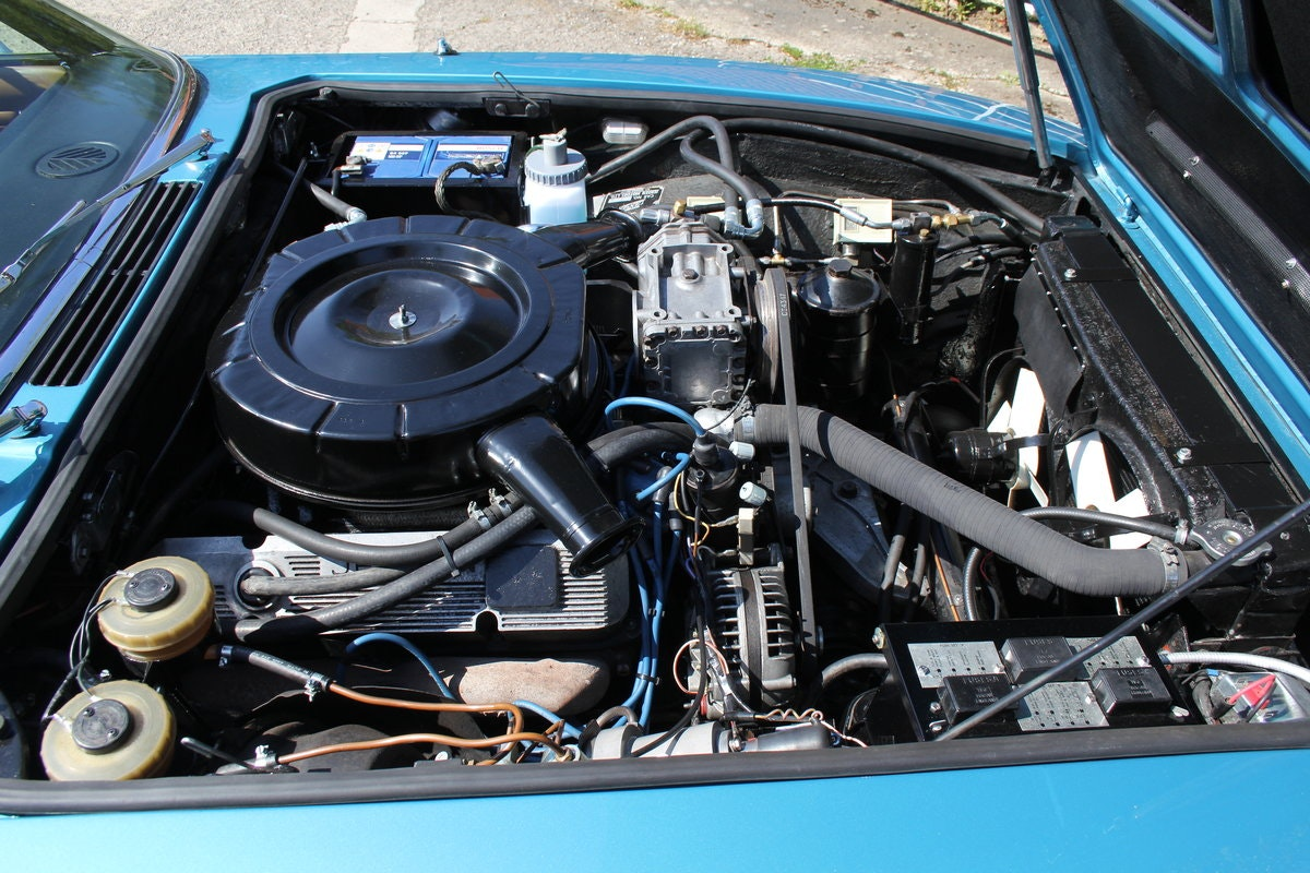 1971 Jensen FF MkII Factory Demonstrator For Sale (picture 16 of 19)