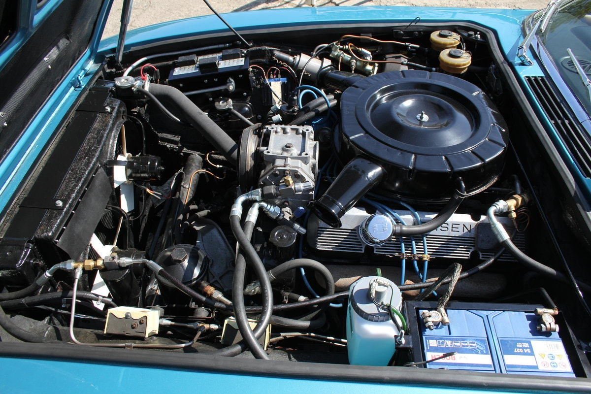 1971 Jensen FF MkII Factory Demonstrator For Sale (picture 17 of 19)