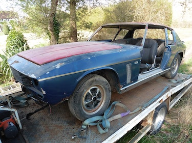 Picture of 1968 Jensen Barn Find - Full Restoration required For Sale