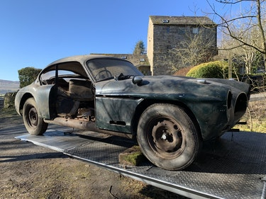 Picture of 1956 Jensen 541 For Sale