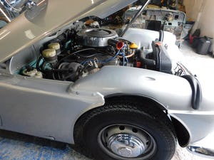1965 JENSEN CV8 MK 3, READY TO USE For Sale (picture 15 of 25)