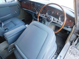 1965 JENSEN CV8 MK 3, READY TO USE For Sale (picture 12 of 25)