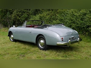 1952 Jensen Interceptor Cabriolet For Sale by Auction (picture 2 of 9)