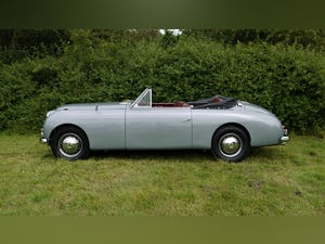1952 Jensen Interceptor Cabriolet For Sale by Auction (picture 3 of 9)