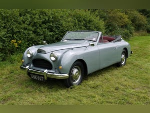 1952 Jensen Interceptor Cabriolet For Sale by Auction (picture 1 of 9)
