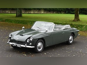 1965 Jensen CV8 Convertible (The only factory Convertible) For Sale (picture 1 of 11)