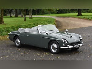 1965 Jensen CV8 Convertible (The only factory Convertible) For Sale (picture 2 of 11)