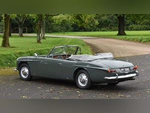1965 Jensen CV8 Convertible (The only factory Convertible) For Sale (picture 5 of 11)