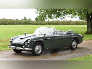 1965 Jensen CV8 Convertible (The only factory Convertible) For Sale (picture 6 of 11)