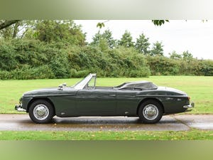 1965 Jensen CV8 Convertible (The only factory Convertible) For Sale (picture 7 of 11)