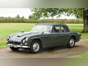 1965 Jensen CV8 Convertible (The only factory Convertible) For Sale (picture 9 of 11)