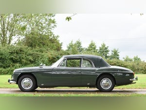 1965 Jensen CV8 Convertible (The only factory Convertible) For Sale (picture 10 of 11)