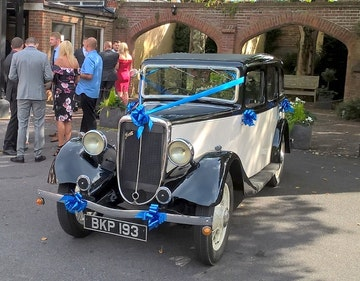 Picture of 1935 Jowett Curlew For Sale