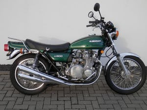 1976 Kawasaki KZ900-A4 original only 38.876 miles For Sale (picture 1 of 6)