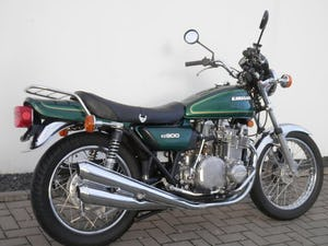1976 Kawasaki KZ900-A4 original only 38.876 miles For Sale (picture 5 of 6)