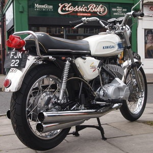 Picture of 1969 H1 500 Triple Genuine Early Model, RESERVED / DEPOSIT TAKEN. SOLD