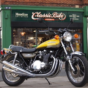 Picture of 1974 Z1A 900 Genuine UK, RESERVED FOR ANDY. SOLD