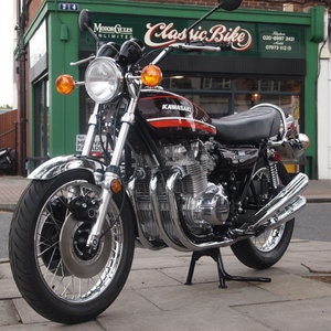 Picture of 1974 Z1A 900 DOHC Classic as New, Beautiful Condition. SOLD