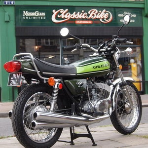 Picture of 1973 Kawasaki H1D 500 Triple, RESERVED FOR GEORGE. SOLD