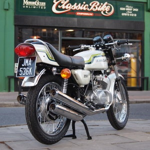Picture of 1972 Kawasaki S1 250 Triple, RESERVED FOR STEPHEN. SOLD