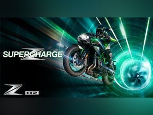 New 2020 Kawasaki Z H2 Supercharged*SAVE £1,000* For Sale (picture 12 of 12)