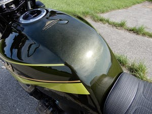 Kawasaki ZRX1200R, 2005 Unique Z1 candy green 1 Owner! For Sale (picture 6 of 12)