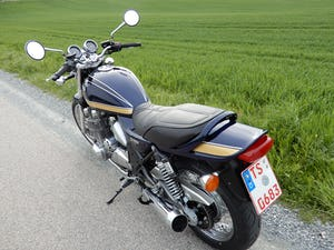 1998 Kawasaki Zephyr 1100 unique in Z1 style For Sale (picture 5 of 12)