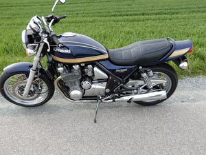 1998 Kawasaki Zephyr 1100 unique in Z1 style For Sale (picture 6 of 12)