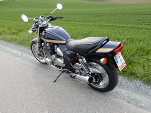 1998 Kawasaki Zephyr 1100 unique in Z1 style For Sale (picture 7 of 12)