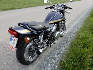 1998 Kawasaki Zephyr 1100 unique in Z1 style For Sale (picture 8 of 12)