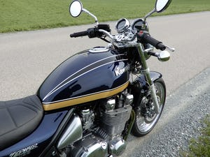1998 Kawasaki Zephyr 1100 unique in Z1 style For Sale (picture 9 of 12)