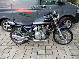1998 Kawasaki Zephyr 1100 unique in Z1 style For Sale (picture 10 of 12)