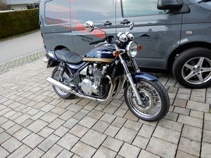 1998 Kawasaki Zephyr 1100 unique in Z1 style For Sale (picture 11 of 12)