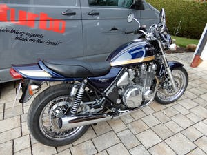 1998 Kawasaki Zephyr 1100 unique in Z1 style For Sale (picture 12 of 12)