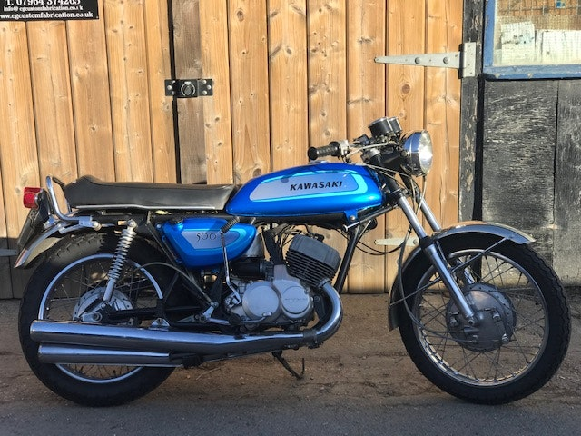 1971 KAWASAKI H1A For Sale (picture 1 of 4)