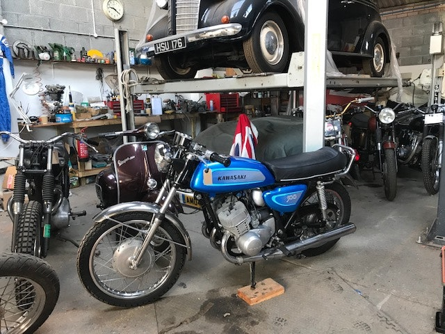1971 KAWASAKI H1A For Sale (picture 2 of 4)