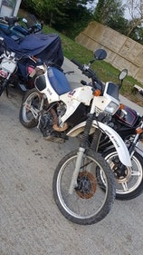 Picture of 1986 Kawasaki KLR 600 £995 as is For Sale