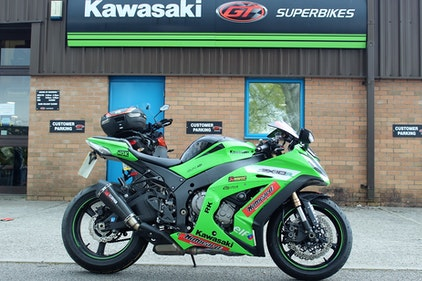 Picture of 2012 61 Kawasaki Ninja ZX-10R Supersports For Sale