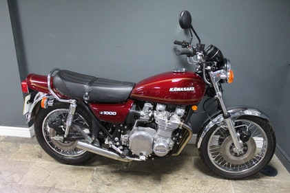Picture of 1977 Kawasaki Z1000 A Frame number KZT00A25989 , For Sale