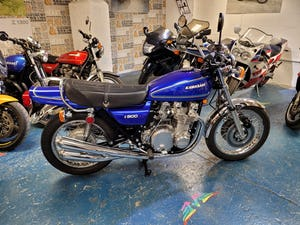 1976 KAWASAKI Z900 A4 STUNNING For Sale (picture 1 of 12)