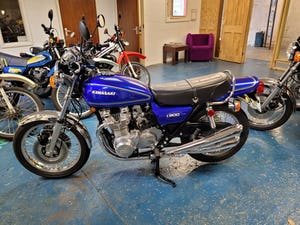 1976 KAWASAKI Z900 A4 STUNNING For Sale (picture 8 of 12)