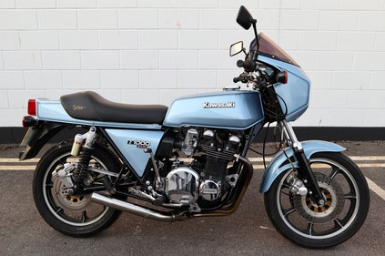 Picture of 1980 Kawasaki Z1R 1000cc For Sale
