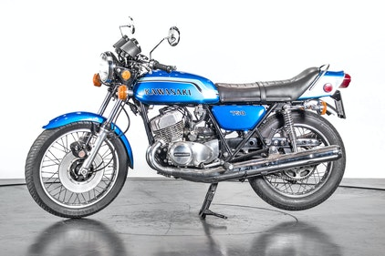 Picture of 1972 KAWASAKI 750 MACH IV For Sale