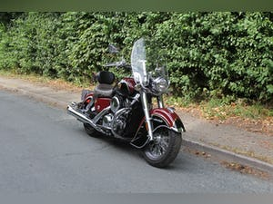 2002 Indian Tribute Kawasaki Drifter For Sale (picture 1 of 12)
