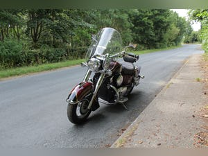 2002 Indian Tribute Kawasaki Drifter For Sale (picture 3 of 12)